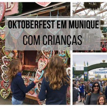 Oktoberfest com crianças