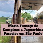 Passeio Turístico de Trem – Maria Fumaça Campinas