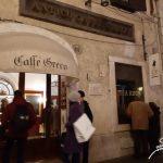 Cafés e Sorveterias em Roma no centro