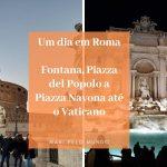 Da Piazza del Popolo a Piazza Navona até o Vaticano: Passeio de um dia em Roma