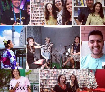 Podcast Mari pelo Mundo