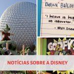 Notícias sobre a Disney