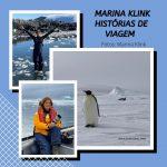Podcast com Marina Klink – Histórias de viagem