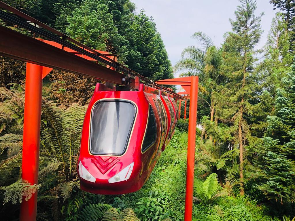 Monorail - Parque Knorr