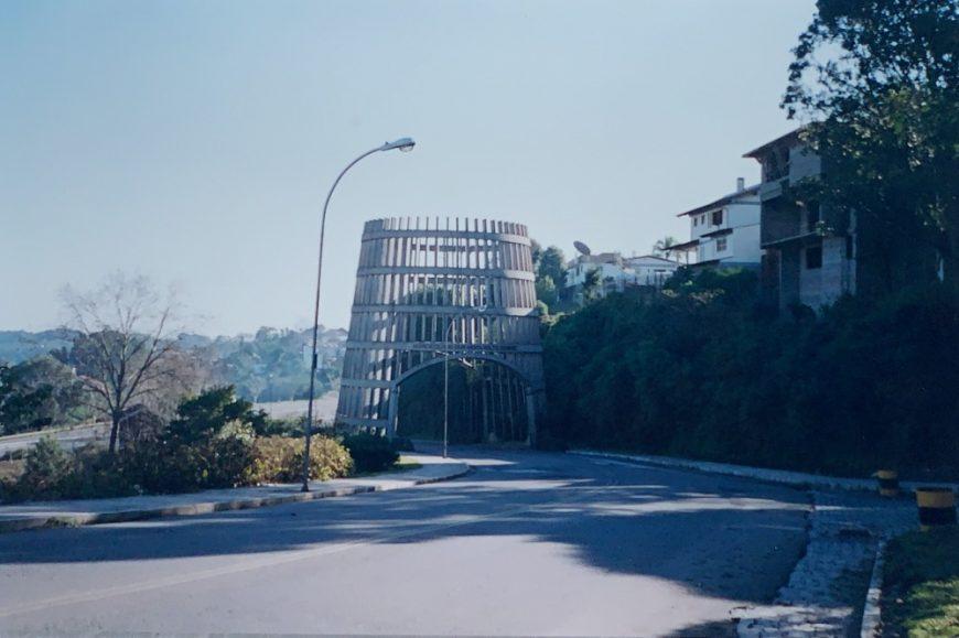 Portico de Bento Gonçalves - Serra Gaúcha