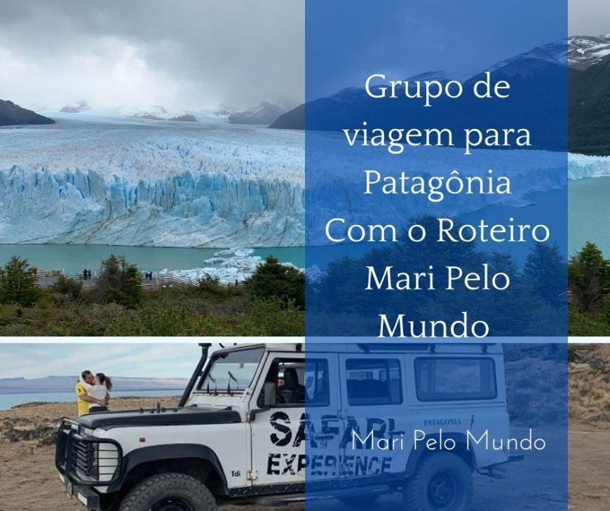 viagem para Patagonia