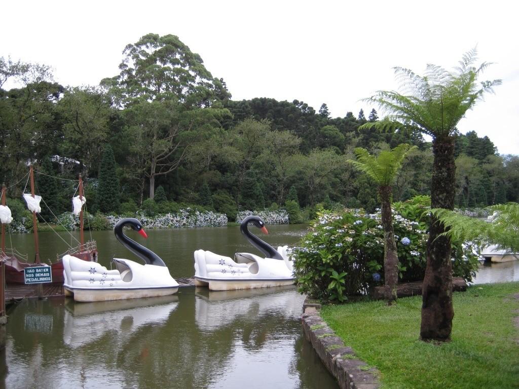 Lago Negro Gramado - pedalinho