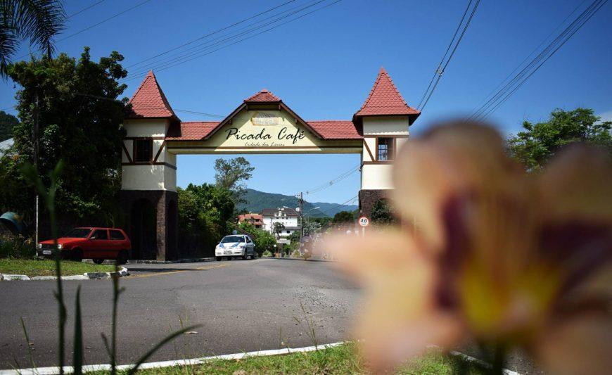 Entrada de Picada Café - Região das Hortênsias